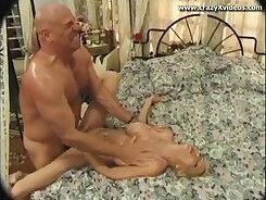 Blonde Granny with big Pussy POV