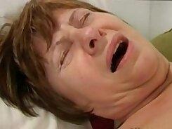 AgedLovE Gorgeous Beautiful Granny Masturbating