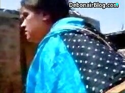 Bleached Indian hot girl creaming a fat dick