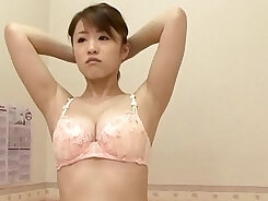 Busty japanese whore gets fucked hard by her boyfriend