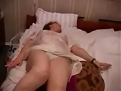 Mom forced to cum