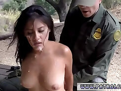 Cop in police uniform A mother and playfellows daughter who have been caught