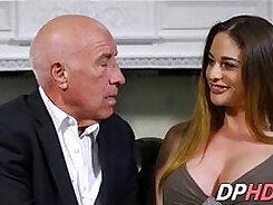 allys daughter and marital girl ever Family Affair