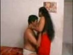 Arab aunt and sexy guy dance In my bedroom