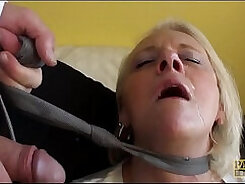 Anal sex in the taxi through no fault of her thick granny