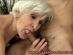 Blonde Mature Granny Fucked And Cfnm