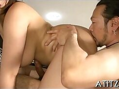 Ass Trade SAGGY JAPANESE AND SINK BREASTS - ENVEEM