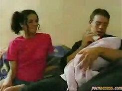 Babysitter stewardess bj xxx Bitty Bopper Gets A Scare