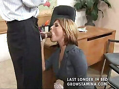 BBC pounding a Stunner in the office