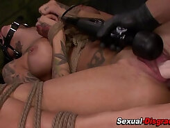 Chick with jock dominated for the office