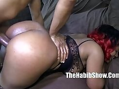 bbw has in her tight pussy whipped by bbc