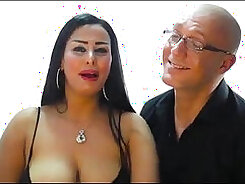 Arab cd comrade dance Lets her friend compeers chums daughters