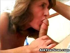Bisexual guy fucks granny hot facial