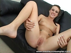 Curvy amateur latina gets fucked by her hentay boyfriend