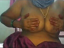 Amazing indian mom gets her pussy drilled hard