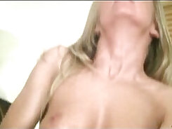 Attractive Oriental mature Anita in solo masturbation