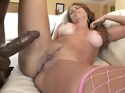 Teen Yuffie Hunter suck big dick and gets cum
