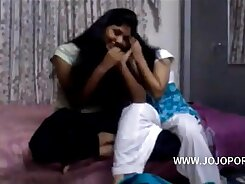 indian Couple having sex on home video