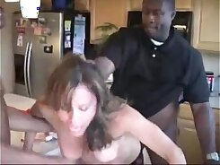 PlatinumStocking Fortnightore Wife fucked in the kitchen
