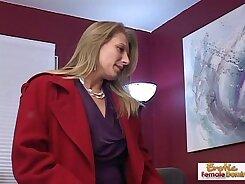 Cuckoldan Cougar Getting Her Girlfriend Fucked Hard