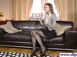 Euro stockings with Tom Legware