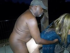Blonde and funny angel Heidi Lee is naked in this vid